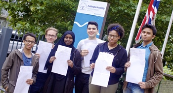 Year 13s Celebrate Best Ever A Level Results
