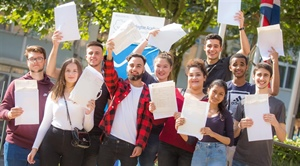 PADDINGTON ACADEMY STUDENTS CELEBRATE BRILLIANT A LEVEL RESULTS